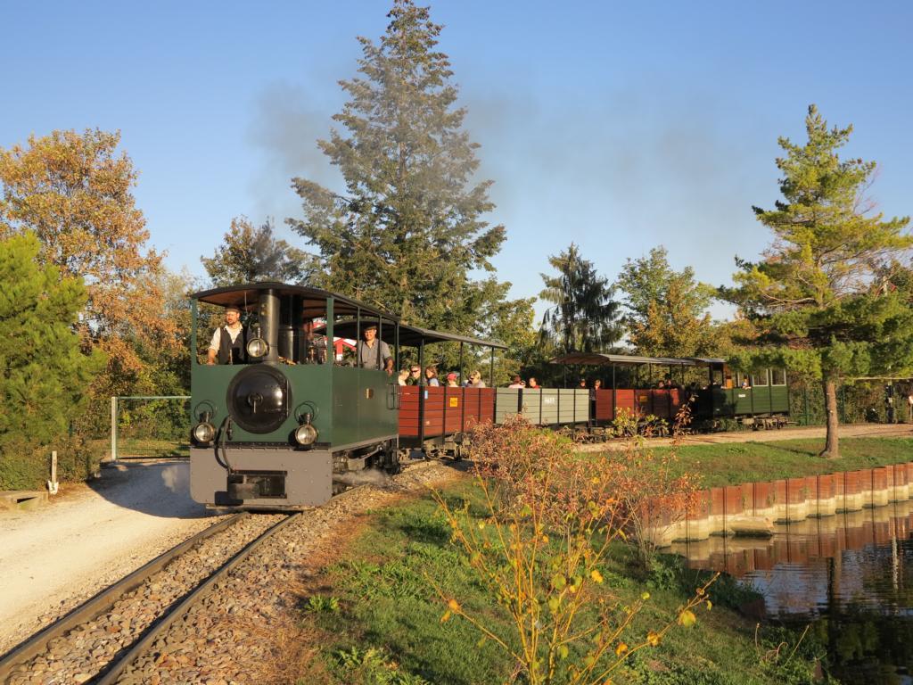 Dampflokomotive Lukas